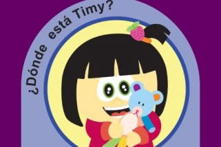 ¡Gratis! Where is Timmy? Cuento digital para aprender inglés