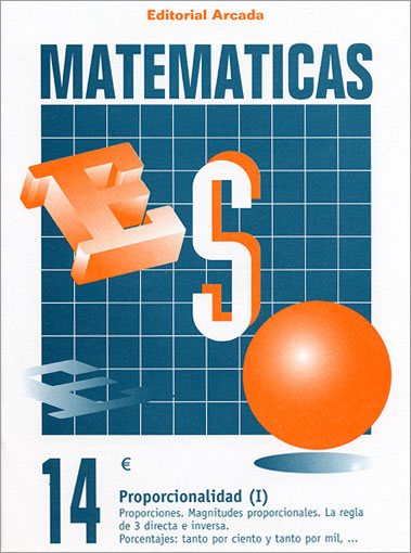 Cuadernos de repaso de Matemáticas de la ESO