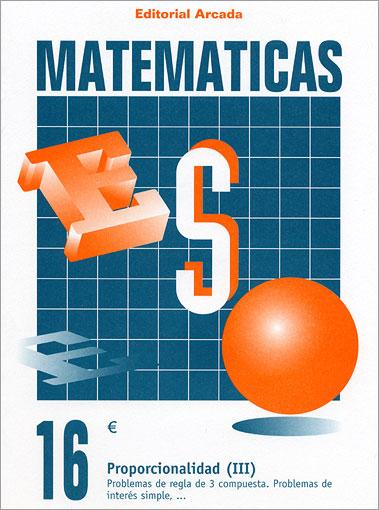 Cuadernos de repaso de las Matemáticas de ESO