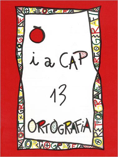 Quadern d'exercicis d'ortografia de primària