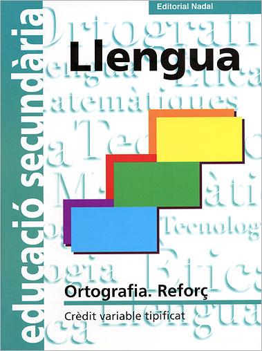 Quadern de reforç de l'ortografia