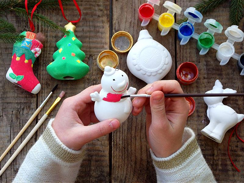 Figures de guix per arbre de nadal Editorial Nadal Edarca