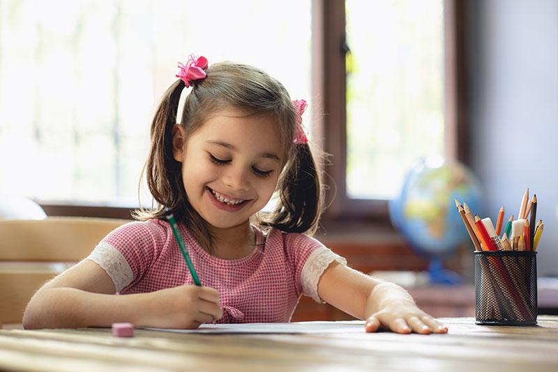 La grafomotricidad en educacion infantil