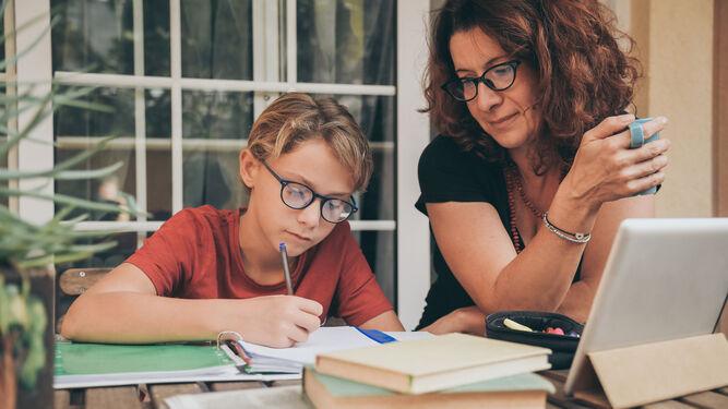 ayudar a solucionar problemas de matemáticas