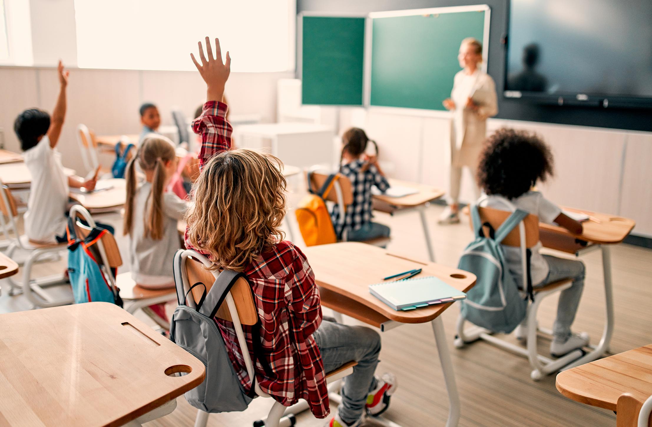 consejos para empezar primer curso de primaria
